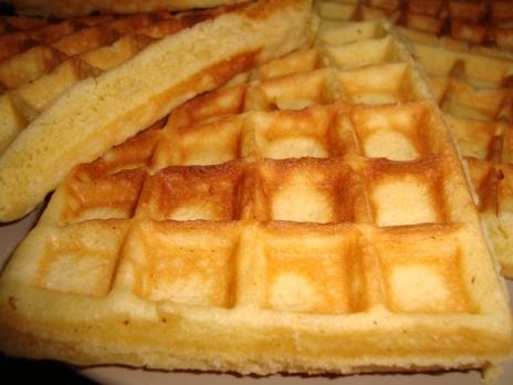gaufre comme un gâteau moelleux 44 2