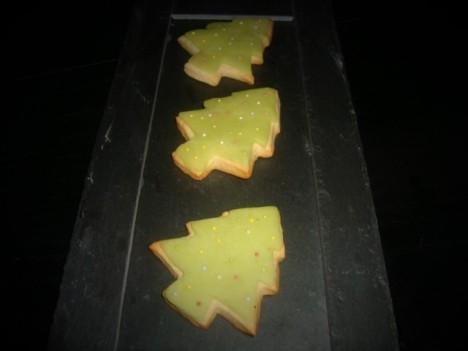 Biscuits à la vanille ( pour Noël ) (3)