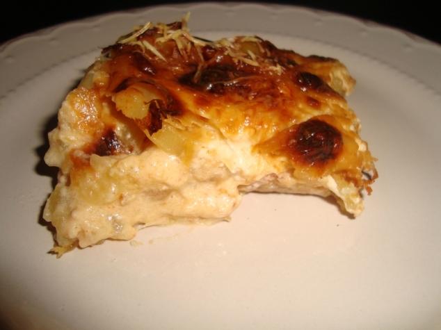 Gratin dauphinois au comté et au foie gras2