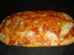 Pizza Chic Au Foie Gras Et Au Magret De Canard Seche Ca Ne Sent