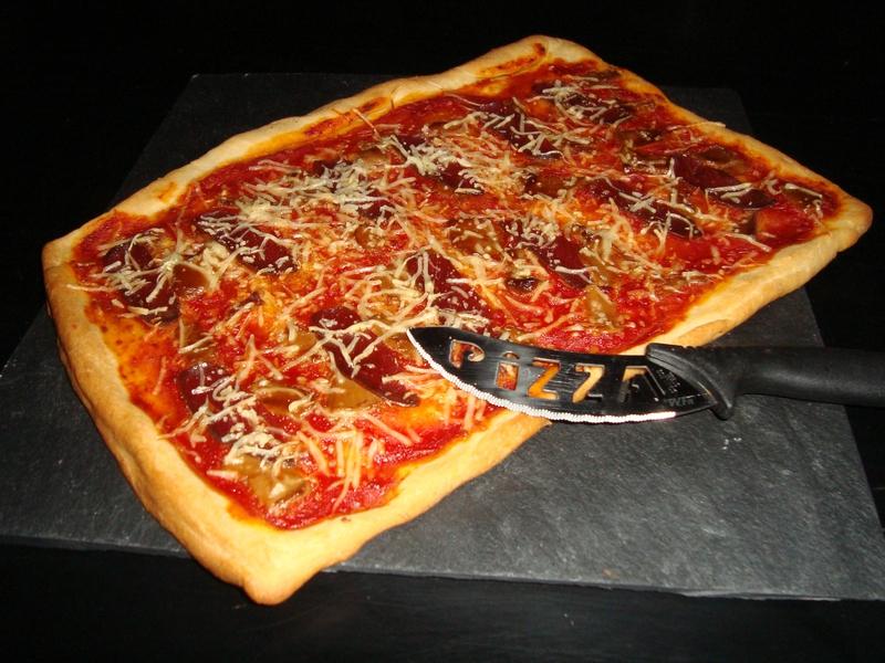 Pizza 4 Fromages Ca Ne Sent Pas Un Peu Le Brule La