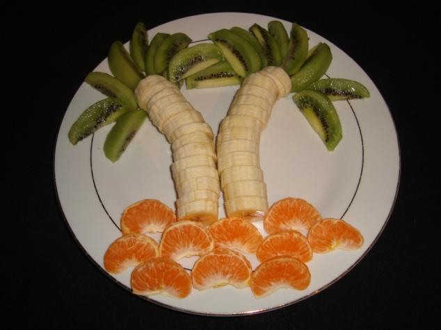Recette pour aimer les fruits  L'île du paradis des fruits.jpg