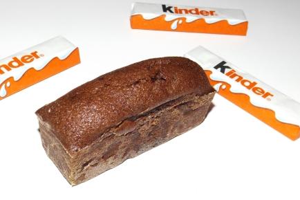 financiers au chocolat kinder2