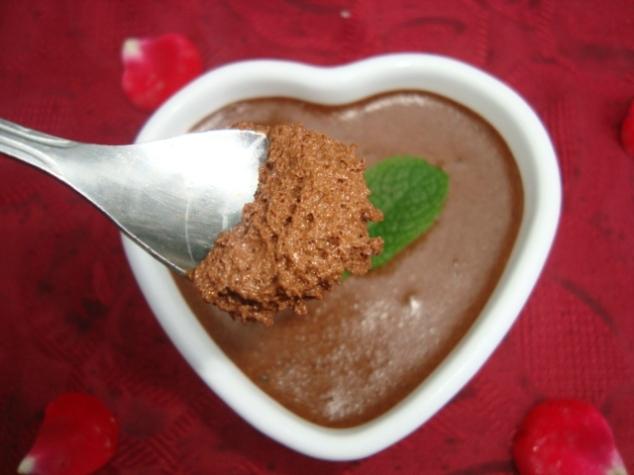 mousse au chocolat noir à la menthe et aux épices aphrodisiaques 2