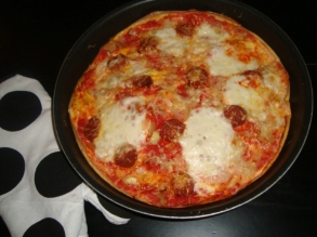 pizza-omelette royale