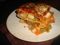 Lasagnes indiennes aux légumes Korma3